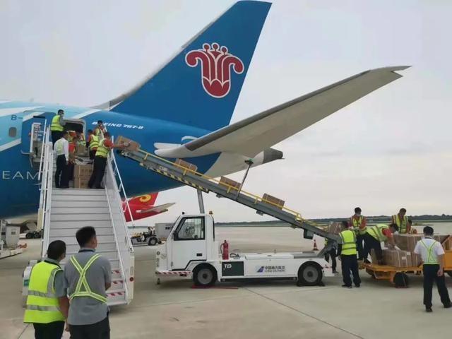 空运物流公司发展迎来春天